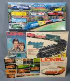 Lionel Train Lot New Old Stock