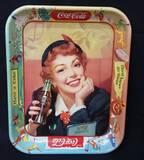 1950's Coca Cola Tray