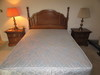 American Drew Queen-Size Bed