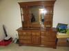 "American Drew Dresser and Mirror--69"" x 19"", 79"""