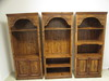 3-Piece Bookcases