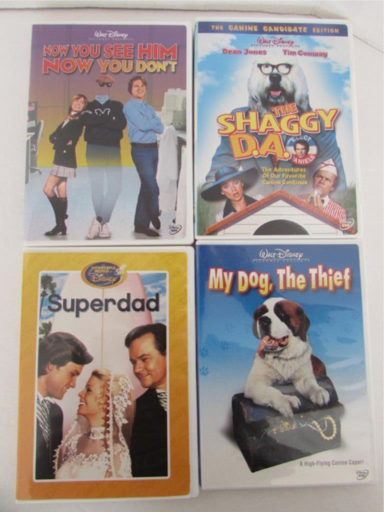 Lot: (20) Disney DVDs | Proxibid Auctions
