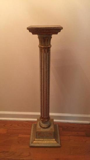 """Florentine (Italy) Plant Stand--36"""" High"""