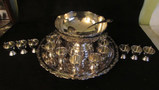 Silver Plate (Japan) Punch Bowl, 21