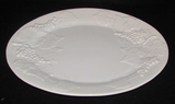 White Oval 19 1/4