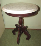 Marble Top Table--14
