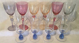 Assorted Stemware: (1) Sets of (6) & (1) Set of