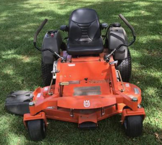 "Husqvarna Zero Turn 52"" Cut Mower"