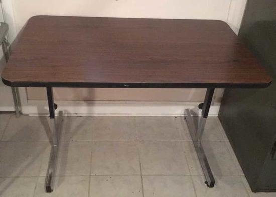 """Computer Desk—48 1/8"""" x 29 3/4"""", 30"""" High"""