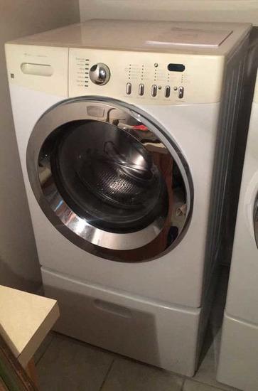Frigidaire Affinity Front Loading Washing Machine
