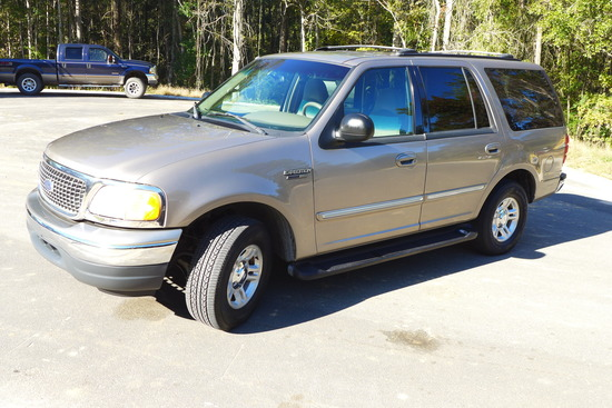 2001 Ford Expedition w/ 173,800 Miles