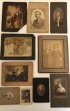 (10) Antique Photographs