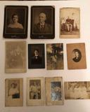 (11) Antique Photographs