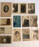 (13) Antique Photographs