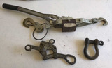 Come-A-Long Cable Puller & C-Link