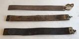 (3) Vintage Wagner Razor Strops