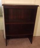 "Wooden Bookcase—34"" x 15 5/8"", 45 3/8"" High"