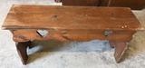 Hand Made Bench--11