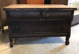 Empire-Style Three-Drawer Chest—Dovetail