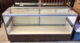 Large Glass Lighted Display Case--