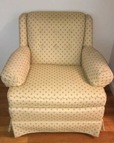 Upholstered Chair—Pennsylvania House Furniture
