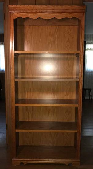 """Bookcase - 32 1/4"""" x 12"""", 71 1/2"""" H"""