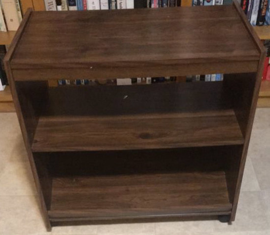 "TV Stand on Casters--28 1/4"" x 16"", 28"" High"