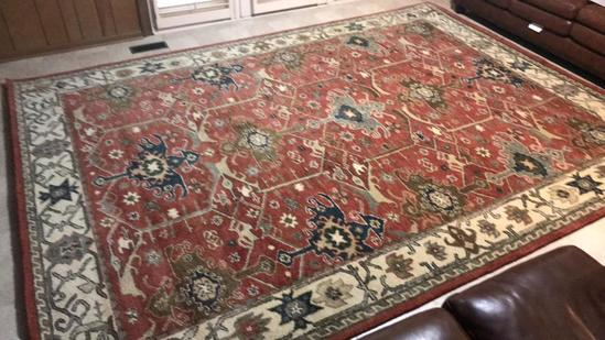 "Pottery Barn ""Channing"" Persian-Style Area Rug - 9' x 12'"