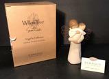 "Willow Tree ""Angel's Embrace"" Figurine—Original"