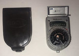 Sekonic L-6 Vintage Light Meter with Case