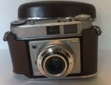 Kodak Retinette Vintage 35mm Camera with Case.