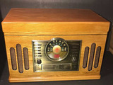 Crosley Record Player, CD Player, Radio