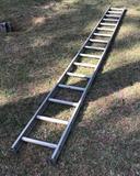 Tall 16 ft Aluminum Ladder