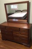 Dresser with Mirror--54