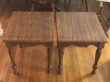(2) End Tables--22 1/8