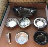 """Assorted Silverplate Items: 12 1/2"""" Bread"""