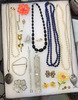 Assorted Signed & Unsigned Costume Jewelry