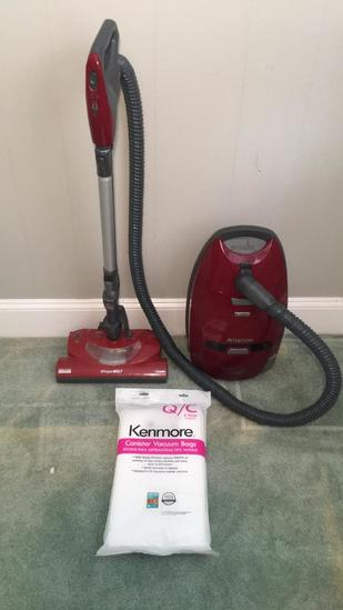 Kenmore Intuition Vacuum Cleaner