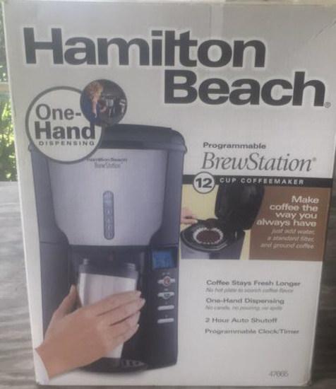 Hamilton Beach 1-Hand Dispensing