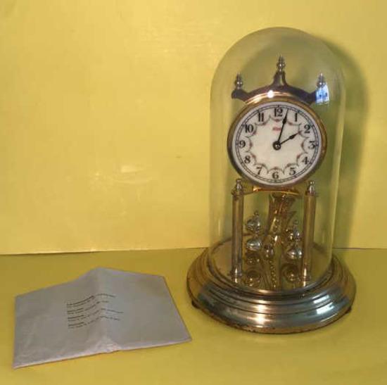 Kundo Anniversary Clock