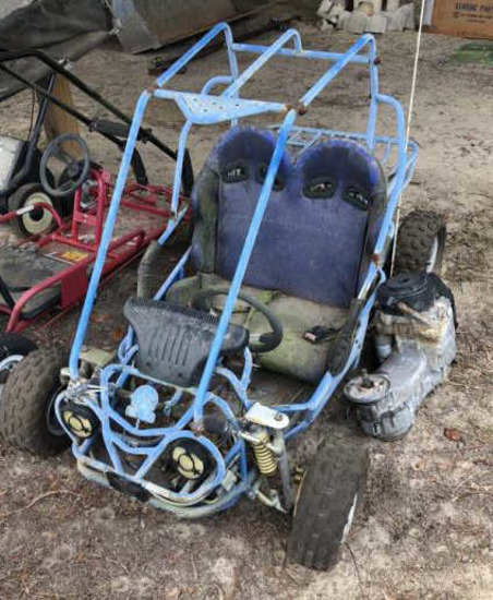 KTX-90 Go-Kart--Operating Condition Unknown