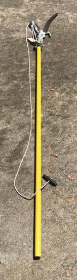 Long Handle Limb Pruning Saw