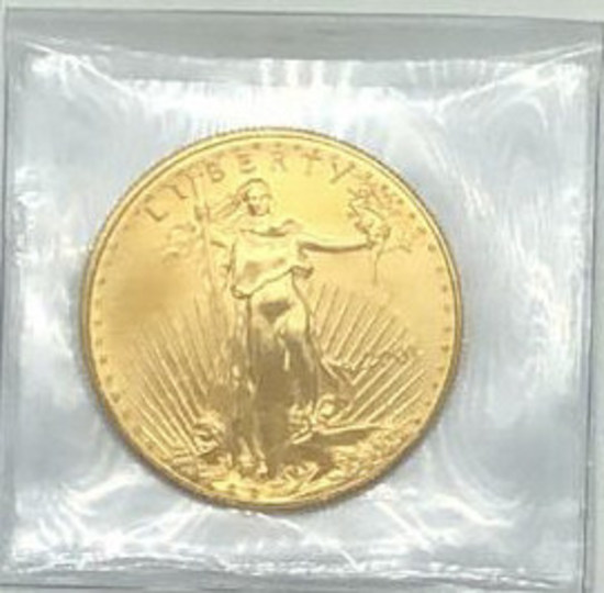 2001 American Gold Eagle Bullion Coin Fifty