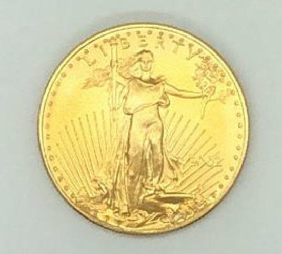 2002 American Gold Eagle Bullion Coin Fifty