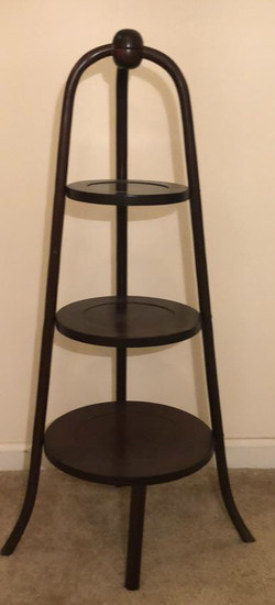 """3-Tier Stand-- 36 1/2"""" High"""