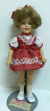 Shirley Temple Doll by IDEAL (1957-1958) w/Stand