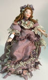 Souvenir Doll From Henry Clay's Ashland Home