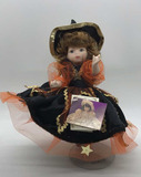 Le Bambole di Jago Halloween Porcelain Doll