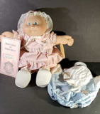 Cabbage Patch Kids Preemie w/ Box and Extra Outfit