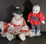 (2) China Dolls: 9